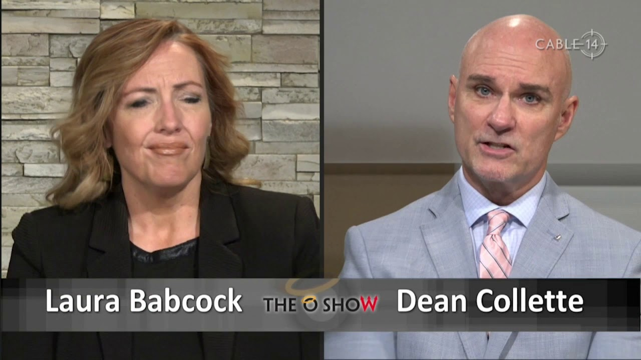 Dean Collett on 'The O Show' June 11 2019