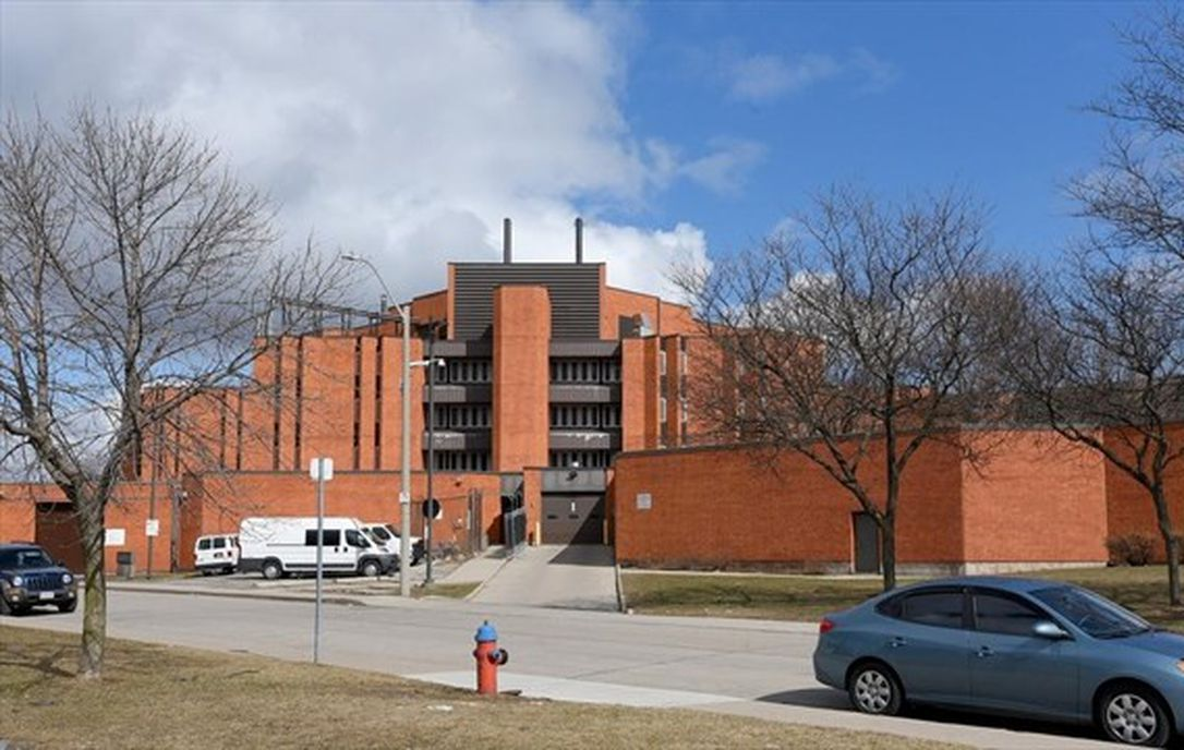 Barton Street Jail Hamilton Ontario