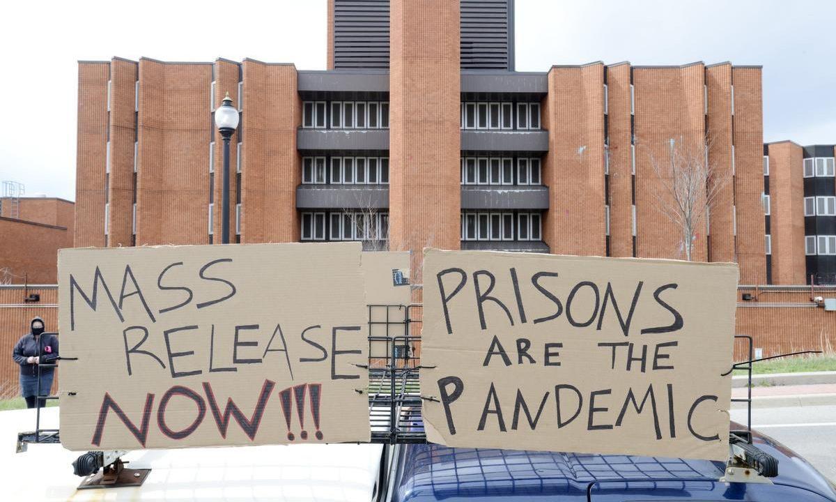 Barton Street Jail COVID-19 Outbreak